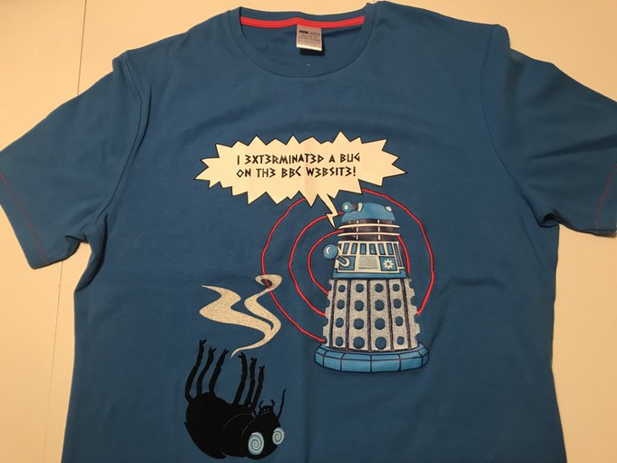 Open Bug Bounty Researcher wins T-Shirt
